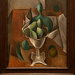 Pablo Picasso (1881-1973) Period of creation: 1908-1918 - 1908 Plateau de fruits
