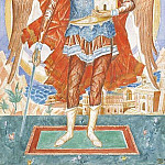 Archangel Michael. 1916, Michael John Angel