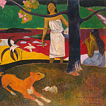 part 04 Hermitage - Gauguin Paul - Tahitian Pastorals
