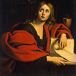 part 04 Hermitage - Domenichino - St John the Evangelist