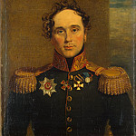 part 04 Hermitage - Dawe George - Portrait of Fyodor Vasilyevich Driesen