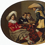 part 04 Hermitage - Deyster, Willem - Officers who play backgammon