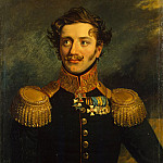 part 04 Hermitage - Dawe George - Portrait of Pavel Petrovich Suhtelena