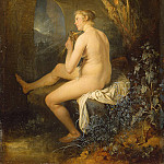 part 04 Hermitage - Dow, Gerard - Bather (2)