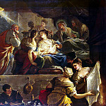 Birth of John the Baptist, Luca Giordano