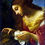 Dolci Carlo – St Mary Magdalene, part 04 Hermitage