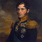 part 04 Hermitage - Dawe George - Portrait of Prince Leopold of Saxe-Coburg