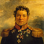 Portrait of Pyotr Yakovlevich Kornilov, George Hall Neale