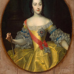 part 04 Hermitage - Groot and Georg Christoph - Portrait of Grand Duchess Catherine Alexeyevna