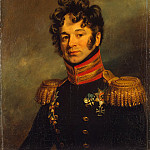 part 04 Hermitage - Dawe George - Portrait of Pyotr Alexandrovich Chicherin