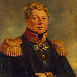 part 04 Hermitage - Dawe George - Portrait of Fyodor Yevstafyevich Knipper
