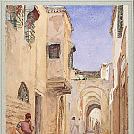 part 04 Hermitage - Kill, Jules - Street in Tunis