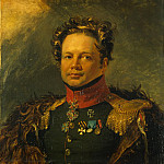 part 04 Hermitage - Dawe George - Portrait of Ivan Zakharo Ershov