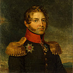 part 04 Hermitage - Dawe George - Portrait of Alexander P. Kutuzov