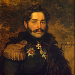 part 04 Hermitage - Dawe George - Portrait of Alexander Fedorovich Shcherbatova
