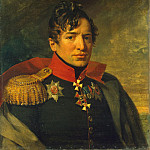 part 04 Hermitage - Dawe George - Portrait of Pyotr A. Kikin