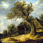 part 04 Hermitage - Goyen, Jan van - Landscape with oak