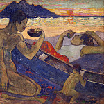Cake, Paul Gauguin