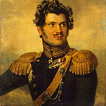 part 04 Hermitage - Dawe George - Portrait of Ivan Onufrievich Suhozaneta