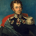 part 04 Hermitage - Dawe George - Portrait of Vasily Dmitrievich Ilovaisky