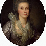 part 04 Hermitage - Greuze, Jean-Baptiste - Portrait of Countess EP Shuvalova