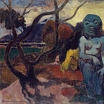 Idol, Paul Gauguin