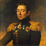part 04 Hermitage - Dawe George - Portrait of Alexey P. Nikitin