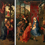 part 04 Hermitage - Goes, Hugo van der - Adoration of the Magi