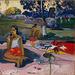 Wonderful source, Paul Gauguin