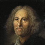 Portrait of an old man, Balthasar Denner