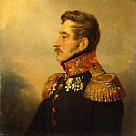 part 04 Hermitage - Dawe George - Portrait of Vasily Petrovich Obolensky