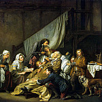 part 04 Hermitage - Greuze, Jean-Baptiste - Paralytic