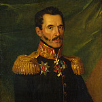part 04 Hermitage - Dawe George - Portrait of Stepan Yakovlevich Repnin