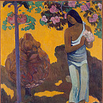 Month of Mary, Paul Gauguin