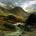 Gorge in the Mountains, Gustave Dore