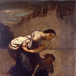 part 04 Hermitage - Daumier, Honore - Burden