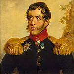 part 04 Hermitage - Dawe George - Portrait of Sergey G. Volkonsky