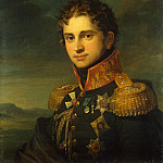 part 04 Hermitage - Dawe George - Portrait of Pavel Alexandrovich Stroganov