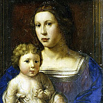 part 04 Hermitage - Gossaert, Jan - Madonna with Child