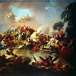part 04 Hermitage - Guglielmi, Gregorio - Apotheosis of the reign of Catherine II