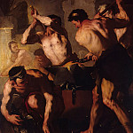 The Forge of Vulcan, Luca Giordano