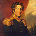 part 04 Hermitage - Dawe George - Portrait of Alexander Yakovlevich Patton