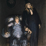 part 04 Hermitage - Daumier, Honore - The Imaginary Invalid