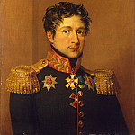 part 04 Hermitage - Dawe George - Portrait of Zakhar Dmitrievich Olsufev