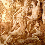 part 04 Hermitage - Goltzius, Hendrick - Bacchus, Venus and Ceres