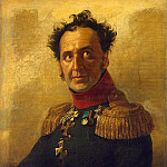 part 04 Hermitage - Dawe George - Portrait of Fyodor Ivanovich Talyzina