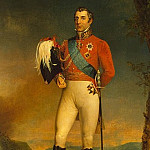 part 04 Hermitage - Dawe George - Portrait of the Duke of Wellington