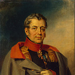 part 04 Hermitage - Dawe George - Portrait of Mikhail Dmitrievich Beam