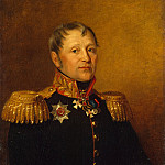 part 04 Hermitage - Dawe George - Portrait of Nikolai Filippovich Emelyanova