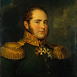 part 04 Hermitage - Dawe George - Portrait of Karl Fedorovich Baggovuta